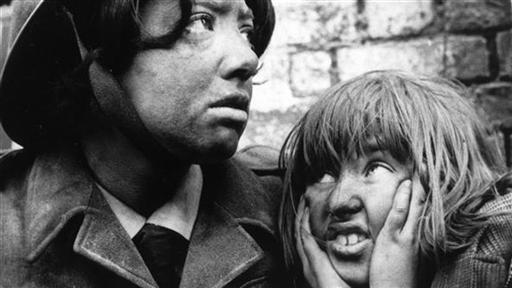 Fotograma de la pel·lícula The War Game