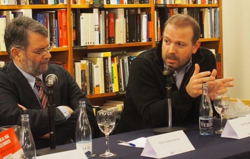 """Joan Esculies: """"Sense Andreu Abelló la Transició no hauria estat possible"""""""