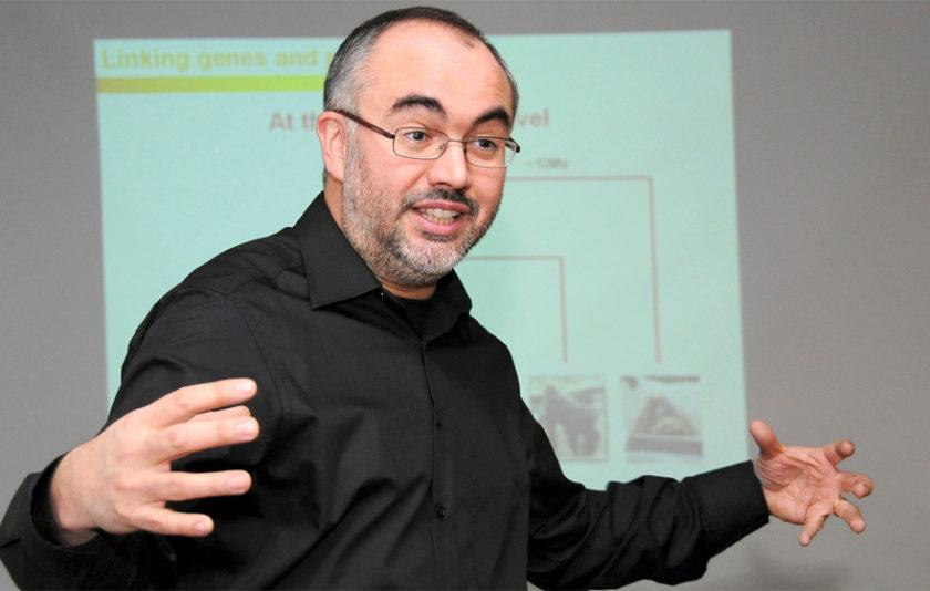 """Arcadi Navarro: """"L'evolució no és predictible"""""""