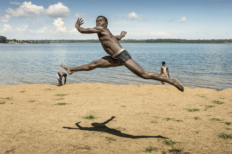 Imatge de la portada d'Art in Movement | ©Ana Palacios
