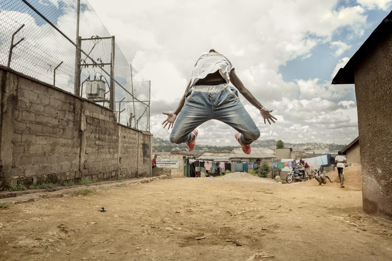 Art in Movement: l'art pel canvi social a Uganda | ©Ana Palacios