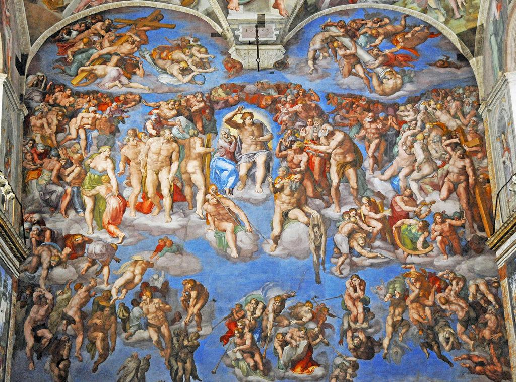 Judici final de Miquel Àngel