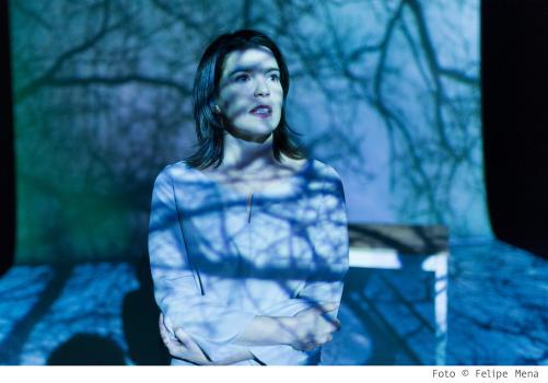 Laia Marull a 'La Llista' de Jennifer Tremblay | © Felipe Mena
