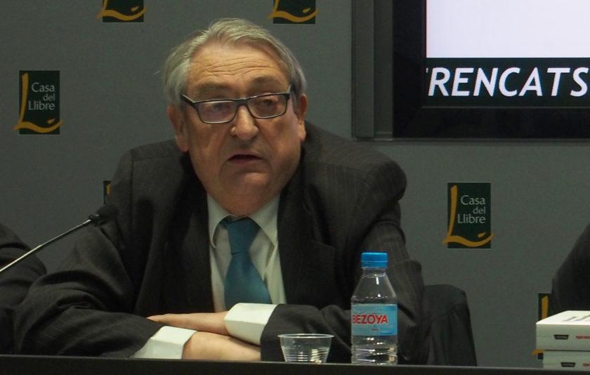 """Manuel Milián Mestre: """"Cal mirar l'altre com a adversari, mai com a enemic"""""""