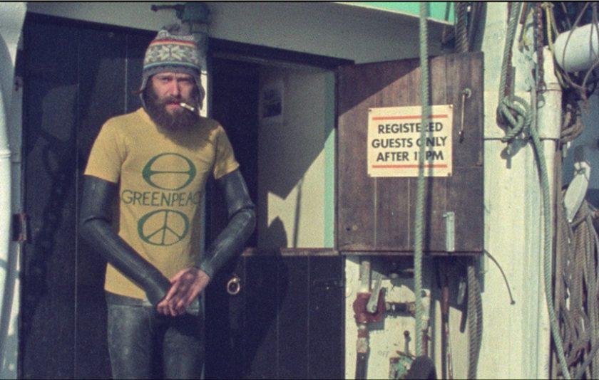 L'origen de Greenpeace: pot una revolució ser organitzada?