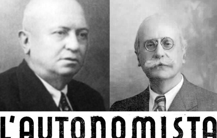 Els germans Rahola i 'L'Autonomista'