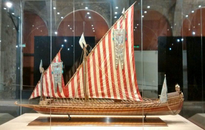 La grandiositat del Museu Marítim