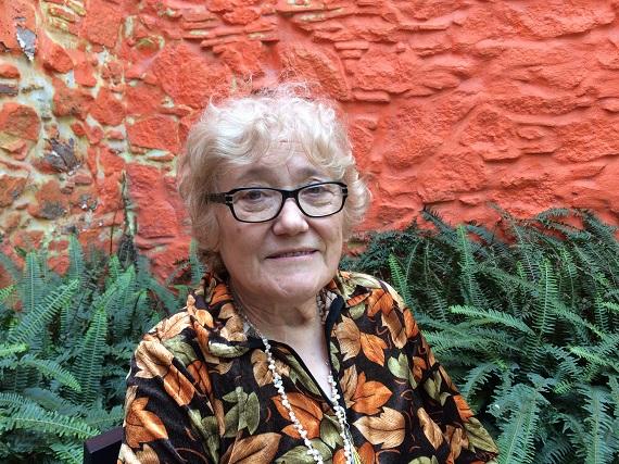 Isabel-Clara Simó | Foto: Bernat Puigtobella