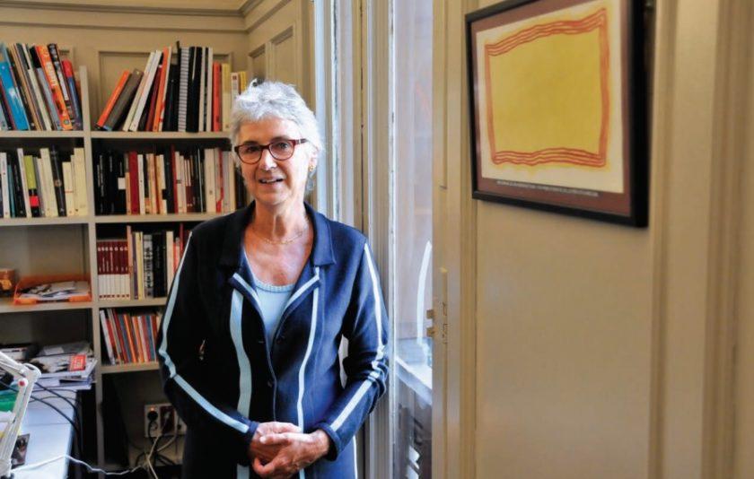 """Muriel Casals: """"Ser catalanista és més fort que ser de dretes o d'esquerres"""""""
