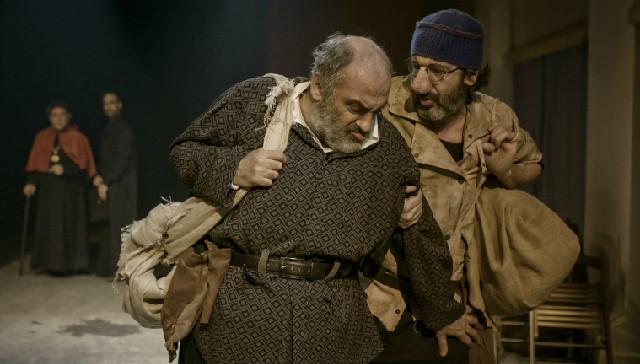 Falstaff, al Teatre Akadèmia   Foto: David Ruano