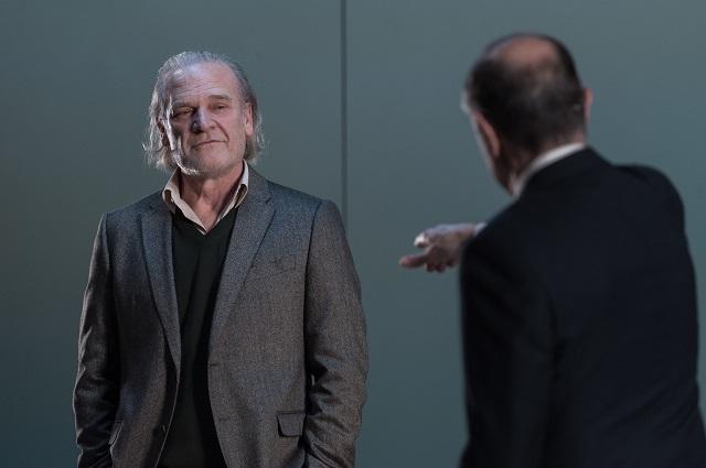 Lluís Homar, interpretant el professor Bernhardi al Teatre Nacional | Foto: ©MAY/ZIRCUS