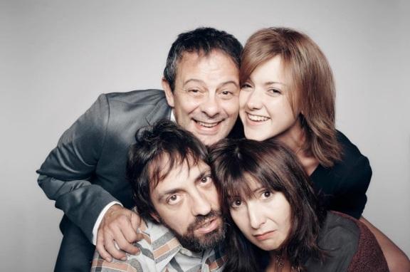 'El test', de Jordi Vallejo, amb David Bagés, David Vert, Dolo Beltran i Mima Riera