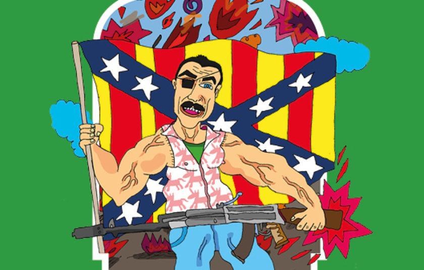 La nova escopeta làser de Valero Sanmartí