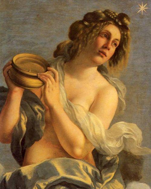 Artemisia Gentileschi. Allegoria dell'Inclinazione, (1615)