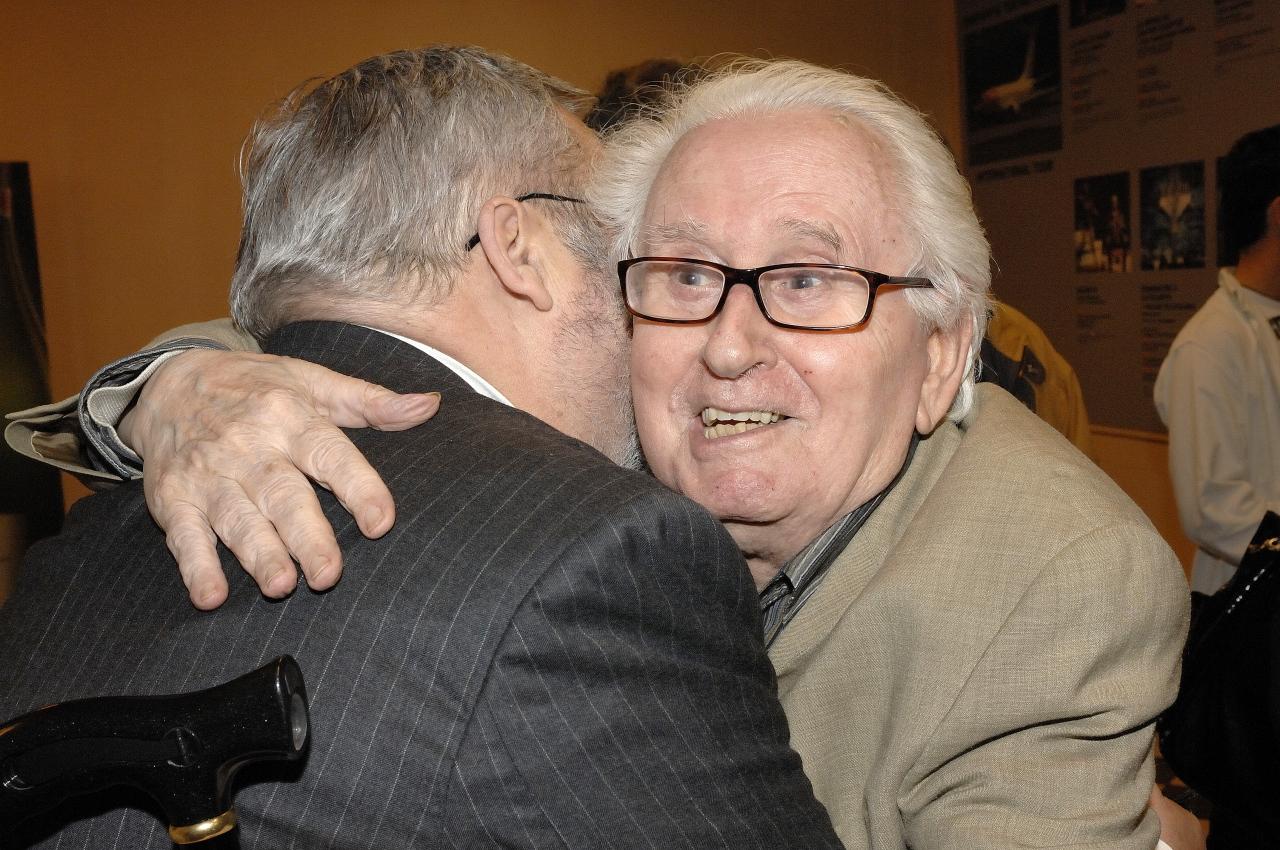 Lluís Canut felicita Esteve Polls