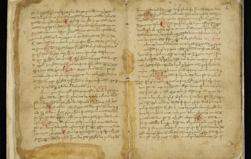 Les paraules i lletres de Ramon Llull