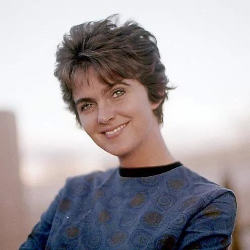 L'escriptora Lucia Berlin