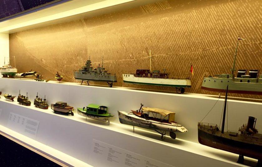 Vaixells de joguina: revivint l'esperit d'en Massagran