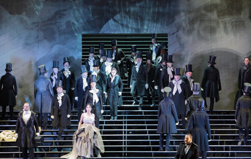 I Capuleti e i Montecchi o l'imperi del director escènic