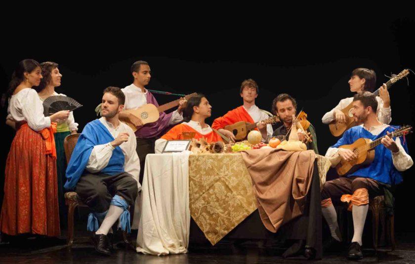 ¡Todos se burlan de mí!, un sarau espanyol del segle XVII