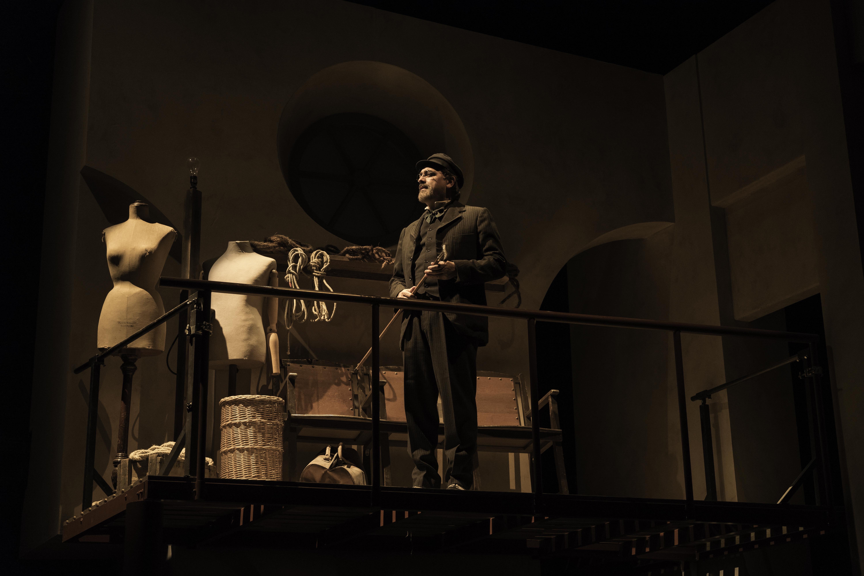Pep Tosar és el director de Qui bones obres farà. © May Zircus - TNC