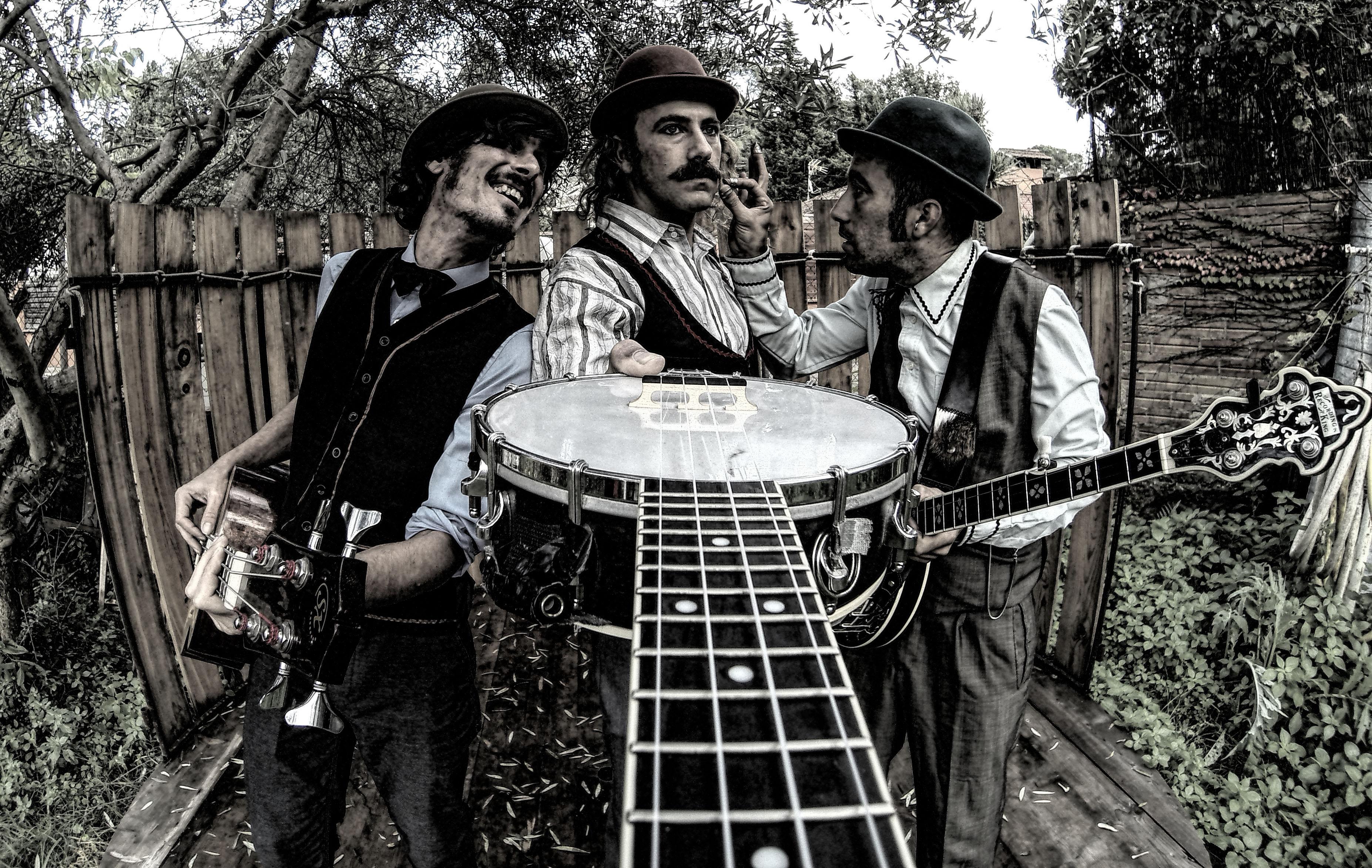 Yee-haw!, de La Banda del Otro