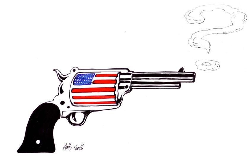 Sobre pistoles i interrogants