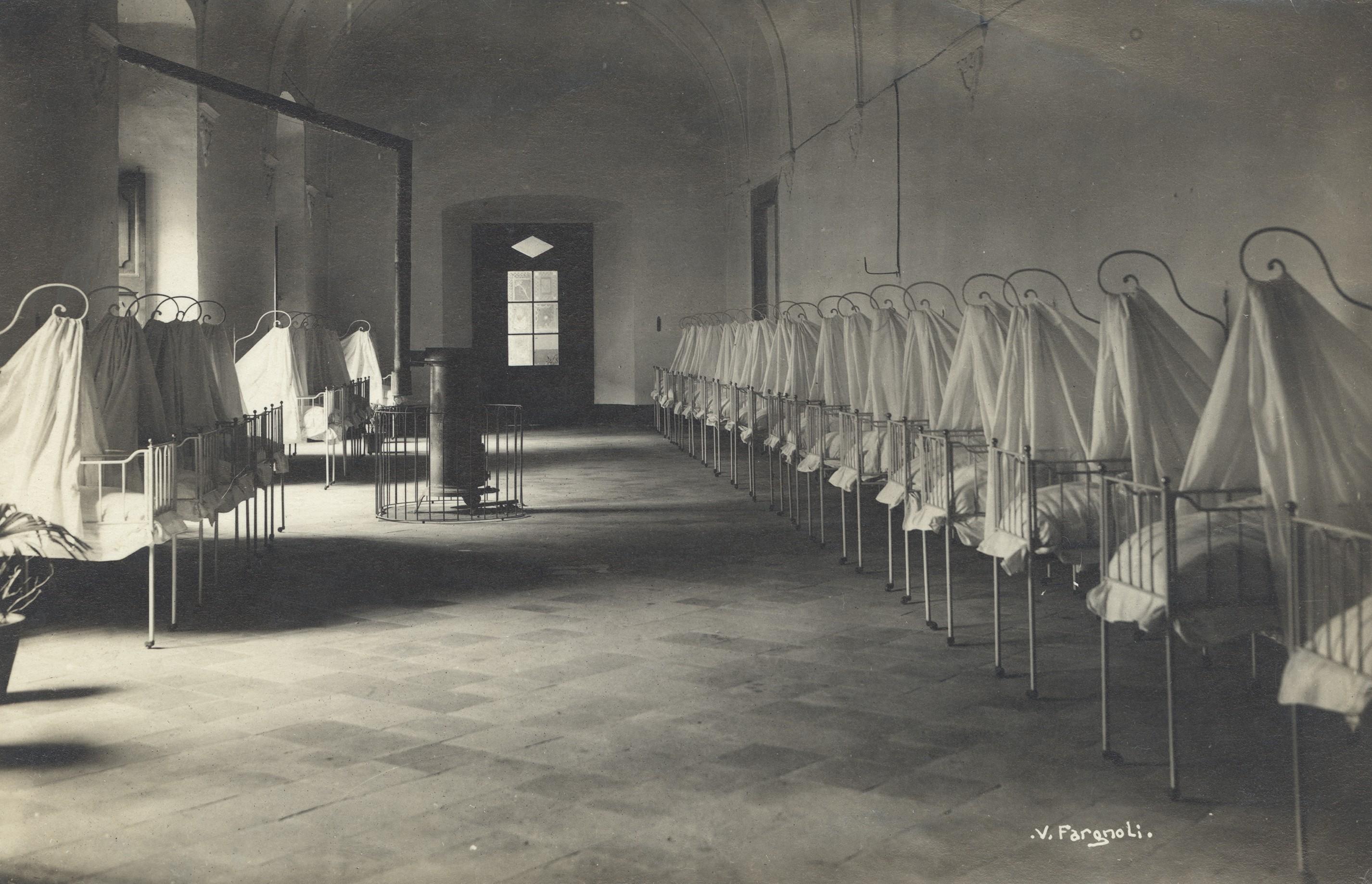 Valentí Fargnoli. Any 1920 ca. Diputació de Girona. INSPAI