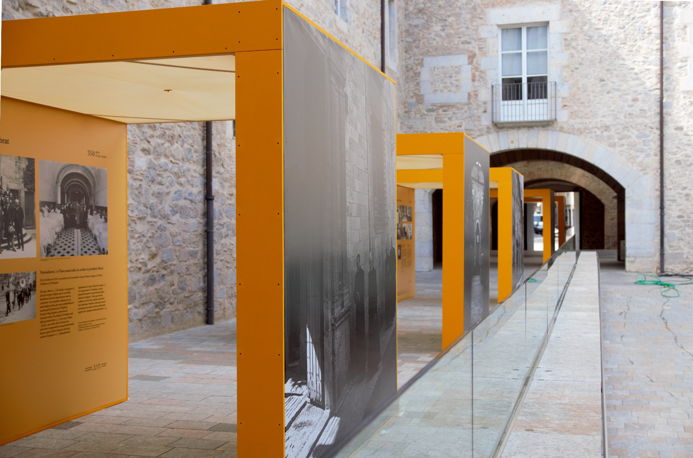 Exposició '350 anys al teu costat'