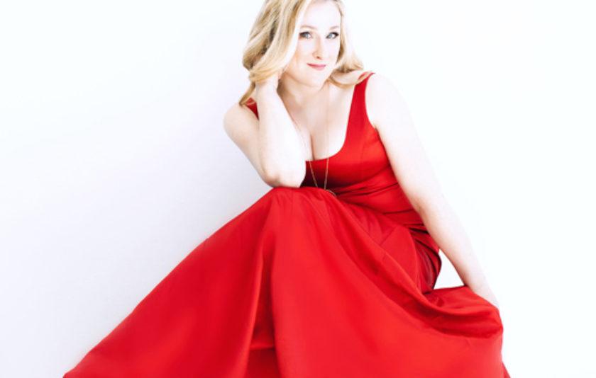 Diana Damrau, l'ofici de cantar