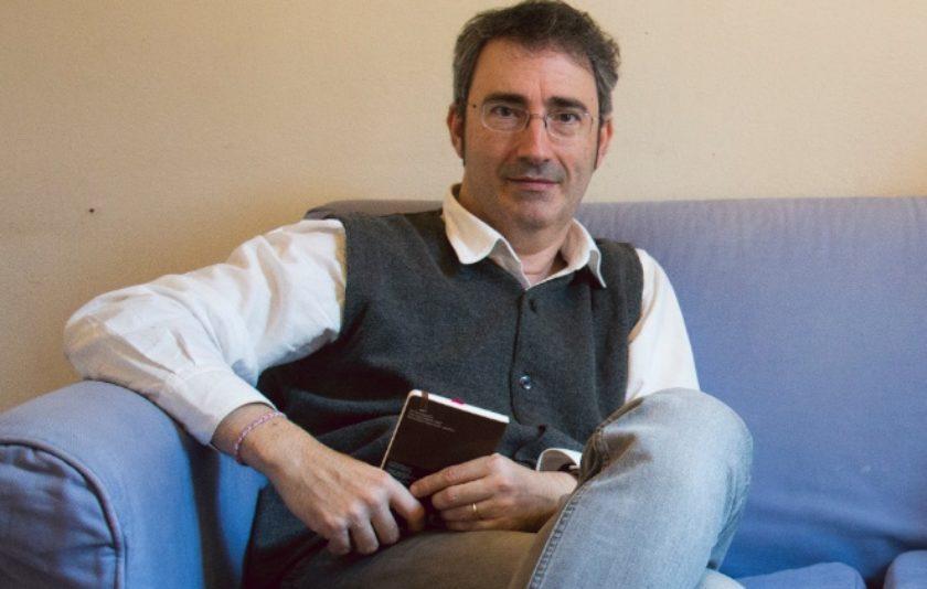 "Jaume Subirana: ""Jo confio en la literatura catalana"""