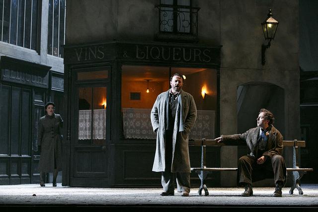 'La bohème' de Jonathan Miller arriba al Liceu. © Donald Cooper