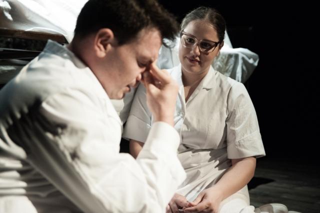 La història del Dr. Barnard i la seva infermera, a Ciutat del Cap. © Alba Lajarín