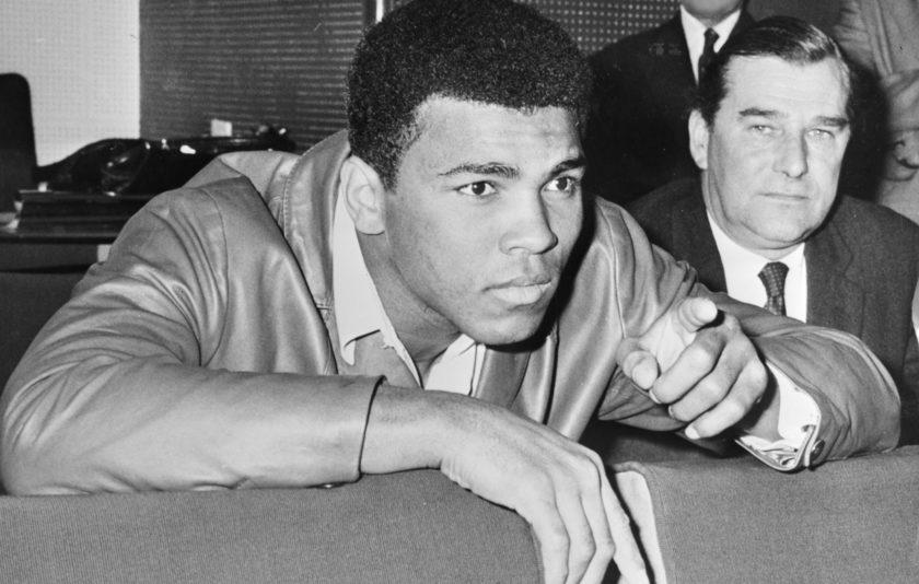 Muhammad Ali, una figura del segle XX
