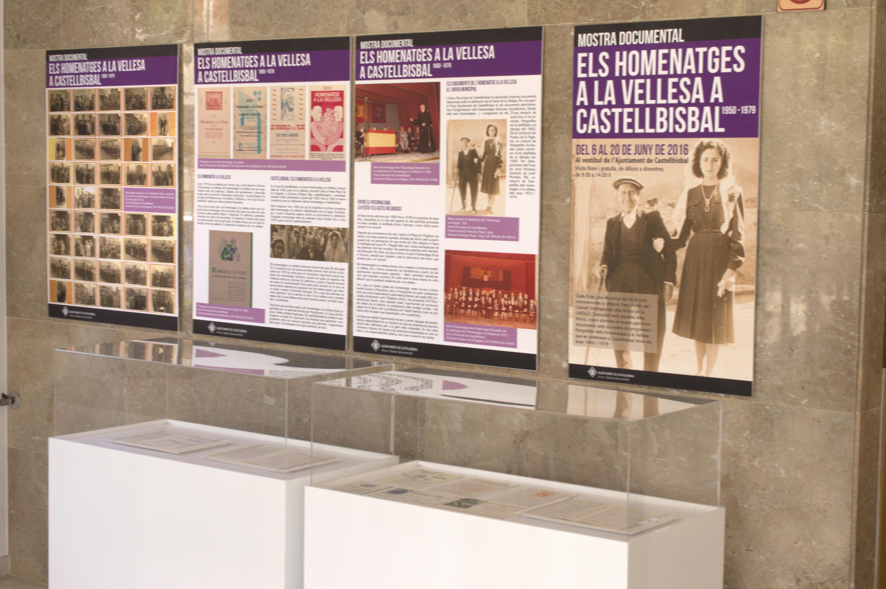 Aquesta setmana l'Ajuntament organitza una mostra documental | Isaac Álvarez