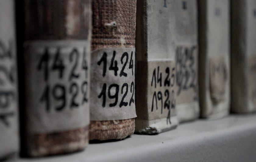 El miracle dels arxius