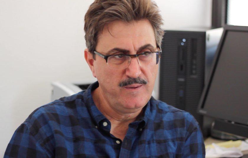"""Albert Chillón: """"Negar que el periodisme literari existeix és d'ignorants"""""""