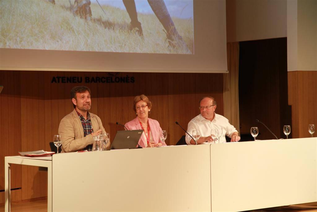 Francesc Xavier Vila, Marta Xirinachs i Miquel Àngel Pradilla