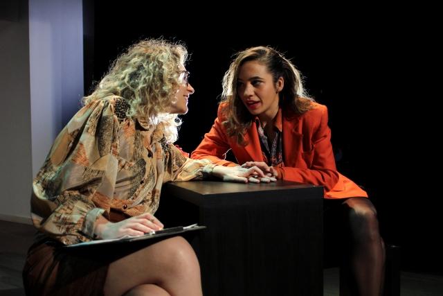 'Top Girls' es pot veure al Teatre Akadèmia durant el Grec. © Maria Contreras