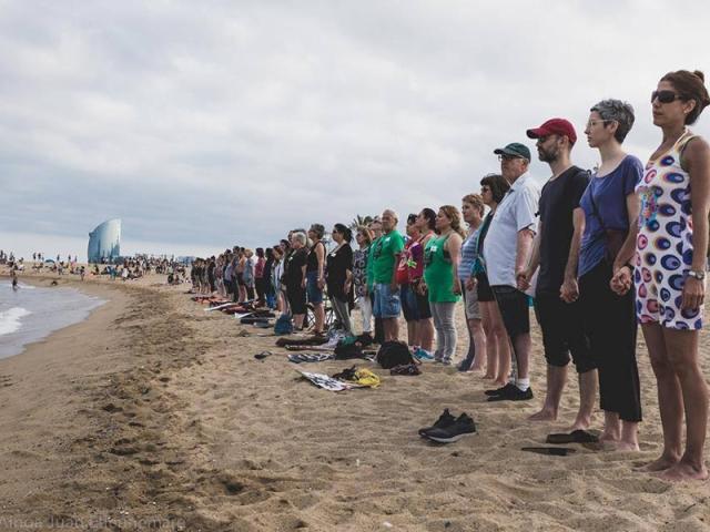 UrGente A Mar es veurà el diumenge 23 a la Platja del Bogatell