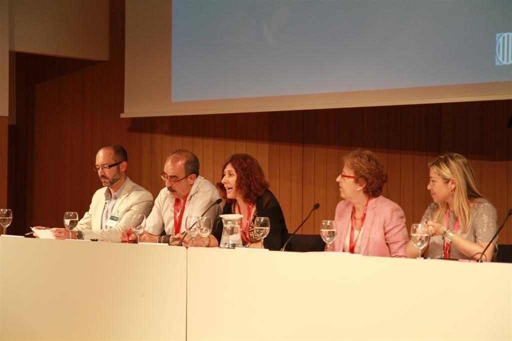 Jornada sobre Llengua i Societat als Territoris de Parla Catalana | Foto: DGPL