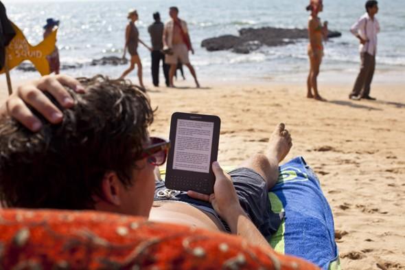 Els llibres digitals són una bona aposta per l'estiu | Foto: Roshina Jowaheer