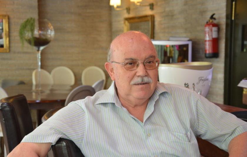 """Albert Masquef: """"Els primers presidents estaven a bones amb el règim"""""""