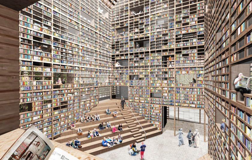 Com ha de ser el bibliotecari del futur?