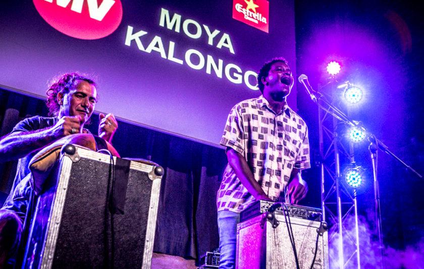 Moya Kalongo, l'afrofunk omple la Mercè de ritmes africans