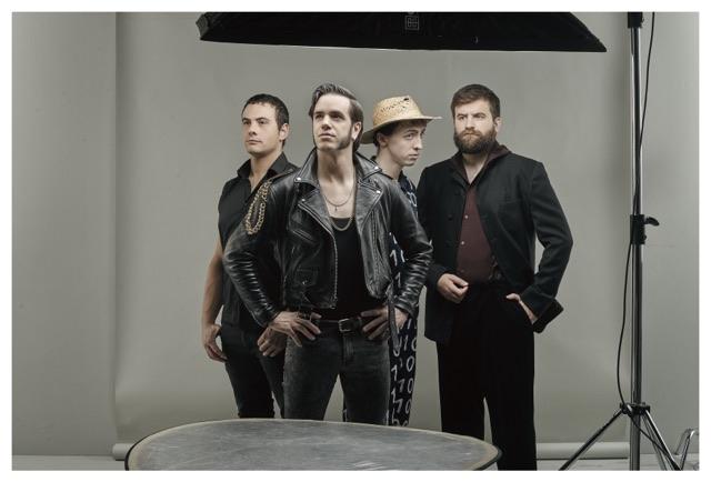 El grup musical Obeses. © David Ruano / TNC