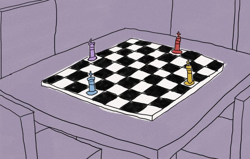 Els escacs i les llegendes electorals del 21-D