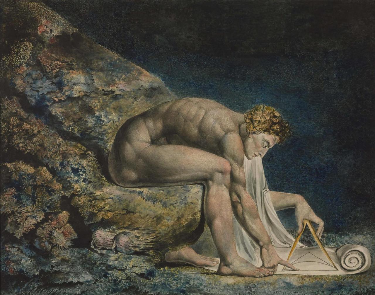 Newton, de William Blake