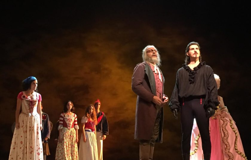 'Scaramouche' de Dagoll Dagom centra el primer programa de Núvola
