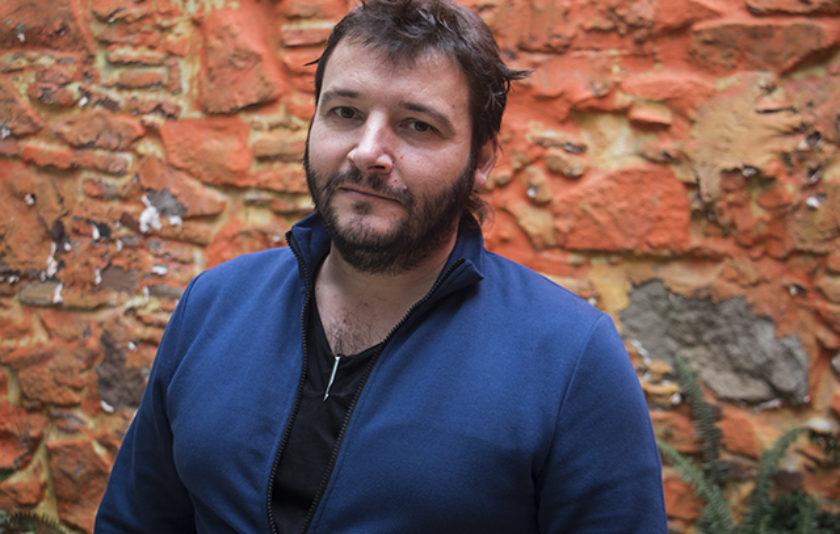 Carles Rebassa, un dels poetes convidats al Festival Rusc